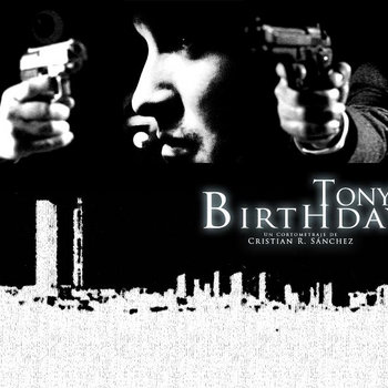 Tony´s Birthday - Score cover art