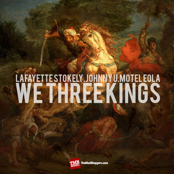 We Three Kings (EP) cover art
