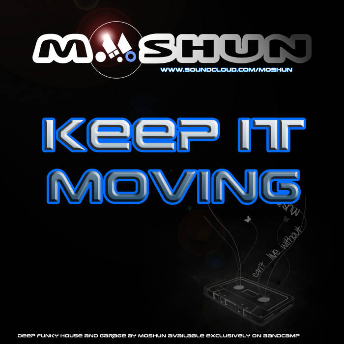 Keep it Moving cover art