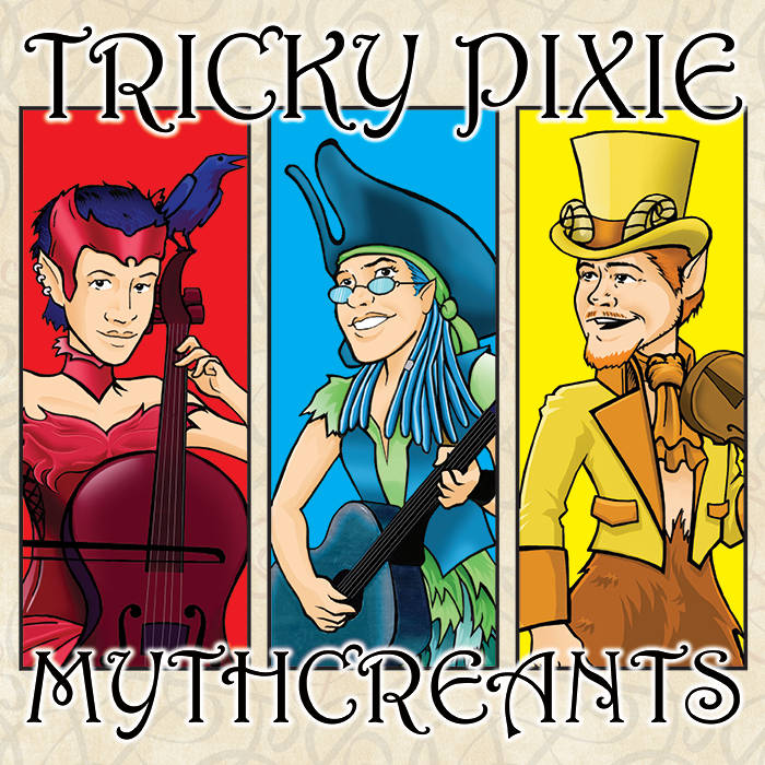 Mythcreants cover art