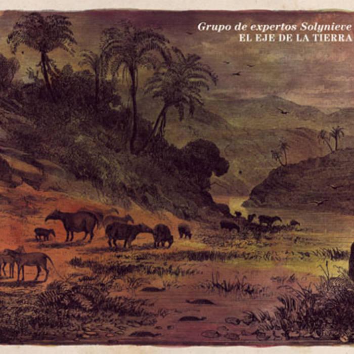 El eje de la Tierra cover art