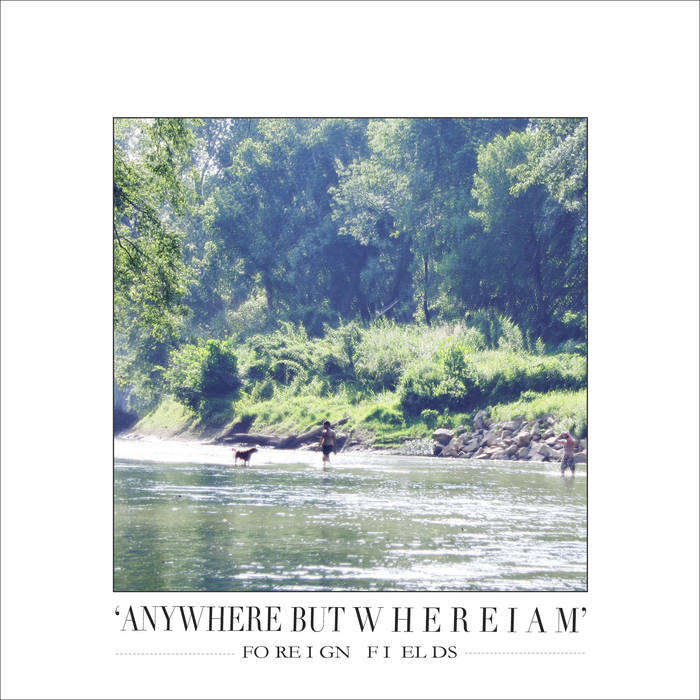 Anywhere But Where I Am cover art
