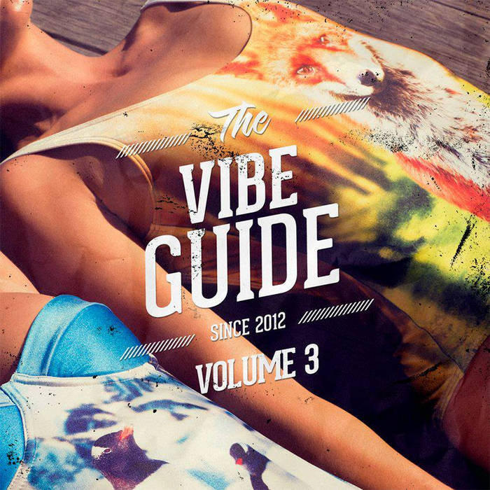 THE VIBE GUIDE Vol. 3 cover art
