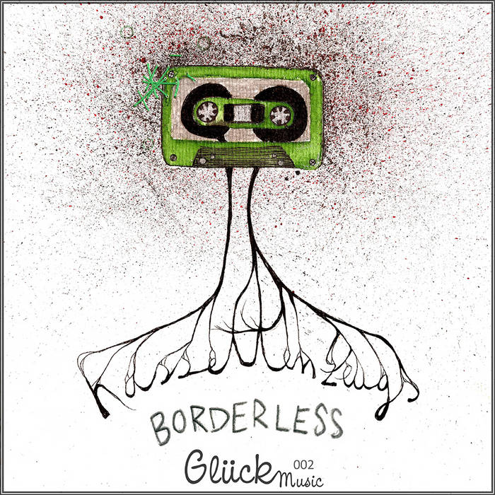 Borderless cover art