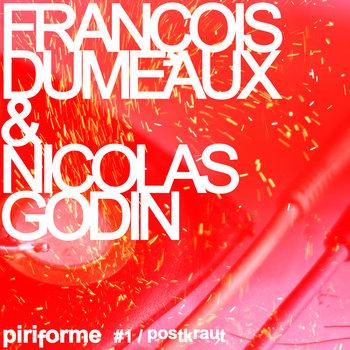 piriforme #1 / postkraut cover art