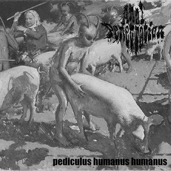 Pediculus humanus humanus cover art