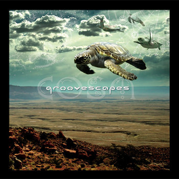 V.A. - Groovescapes [COSM002CD] cover art