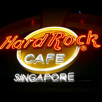 Live At Hard Rock Cafe Singapore cover art