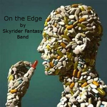 On the Edge cover art