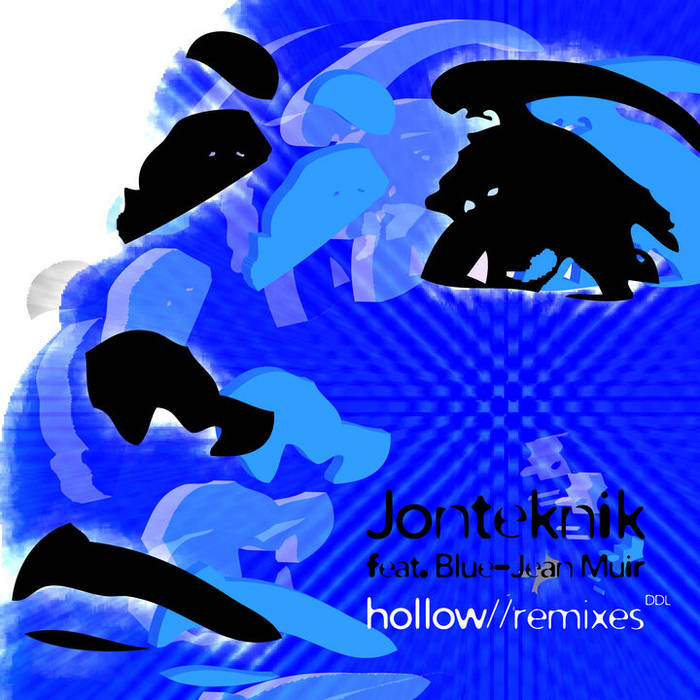 Hollow//Remixes (featuring Blue-Jean Muir) cover art