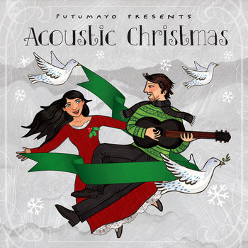 Acoustic Christmas cover art