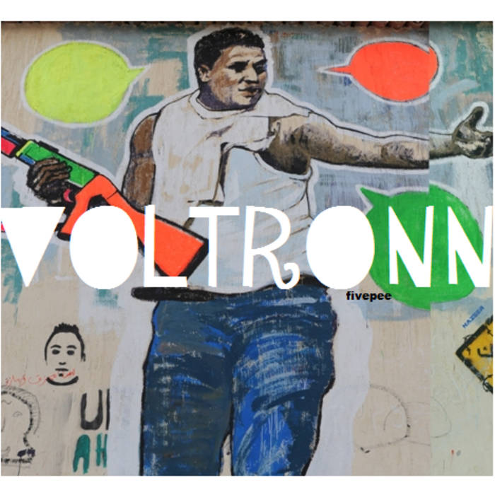 Voltronn cover art
