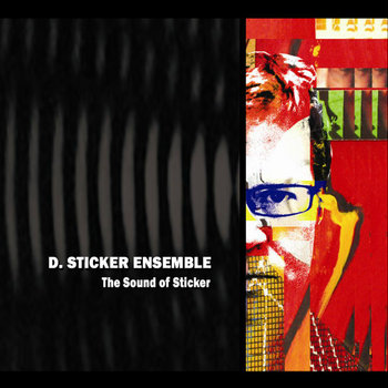 The Sound of Sticker (2012) cover art