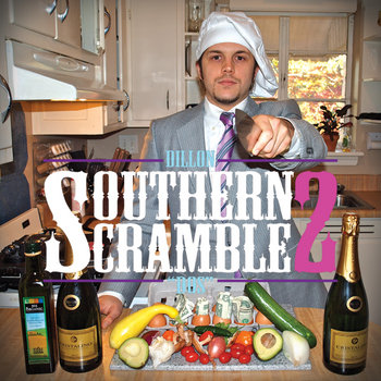 Southern Scramble Dos cover art