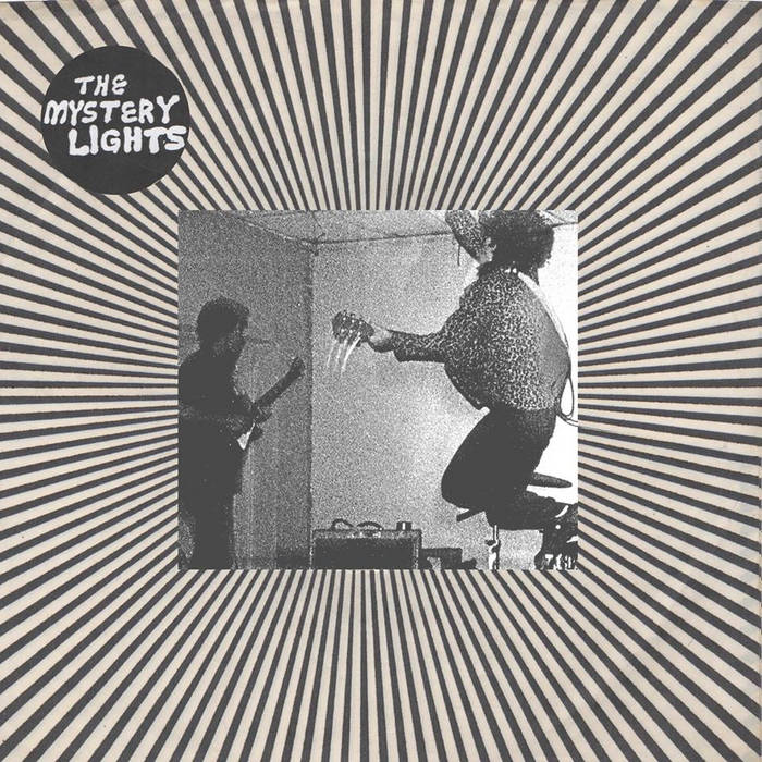 The Mystery Lights EP cover art