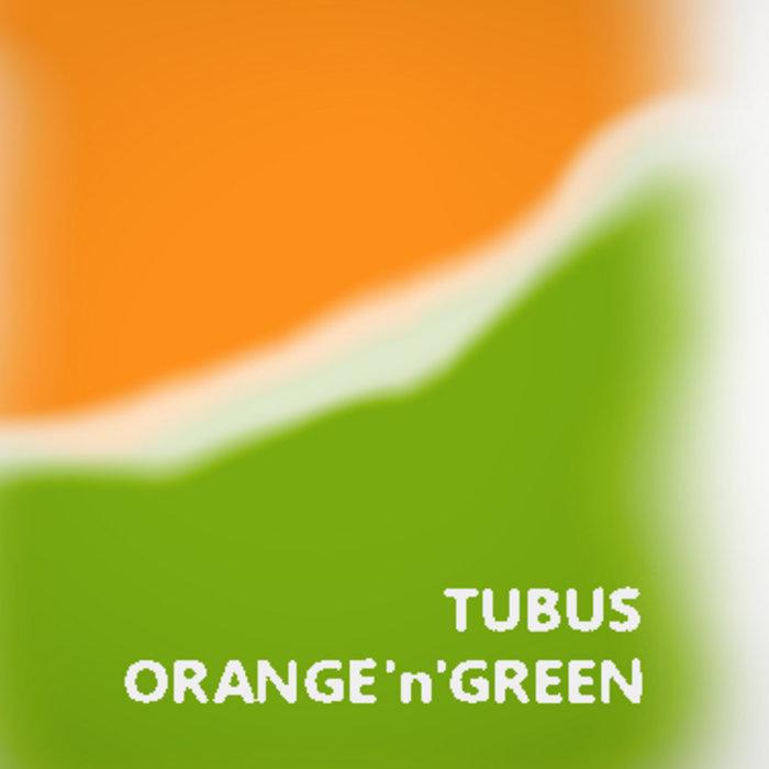 Orange'n'Green cover art