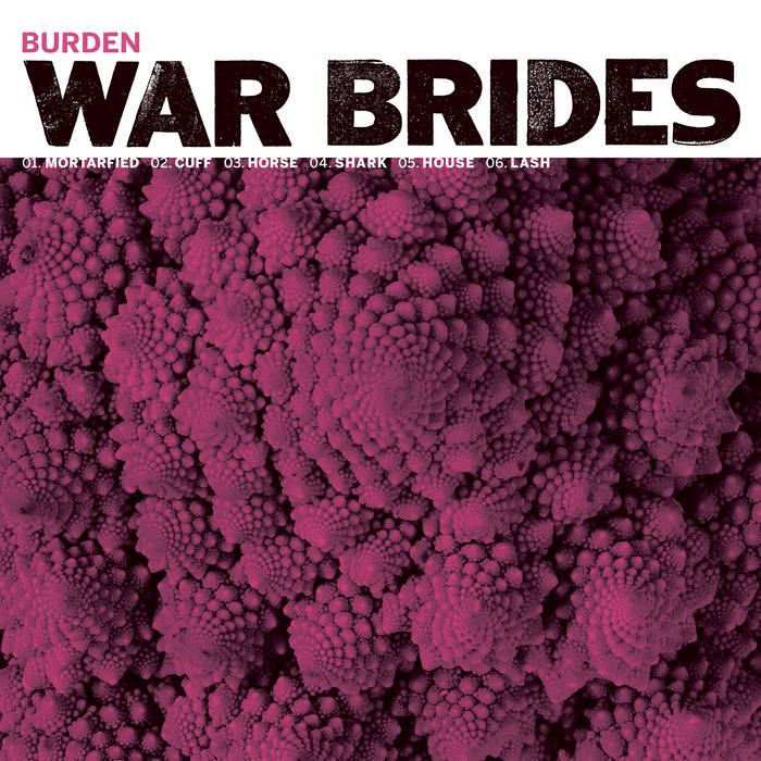 BURDEN cover art