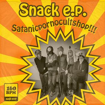 Snack e.p. (neji-167) cover art
