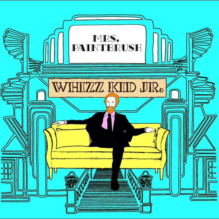 WHIZZ KID Jr. cover art