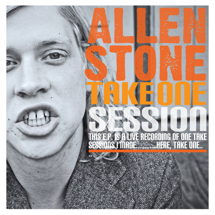 Take One Session, Vol 1 cover art
