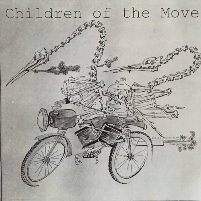 Children of the Move cover art