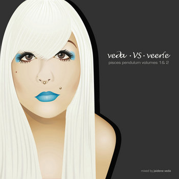 VEDA vs VEERLE (pisces pendulum • volumes 1 & 2) cover art