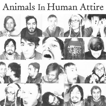 Animals In Human Attire: The Sampler cover art