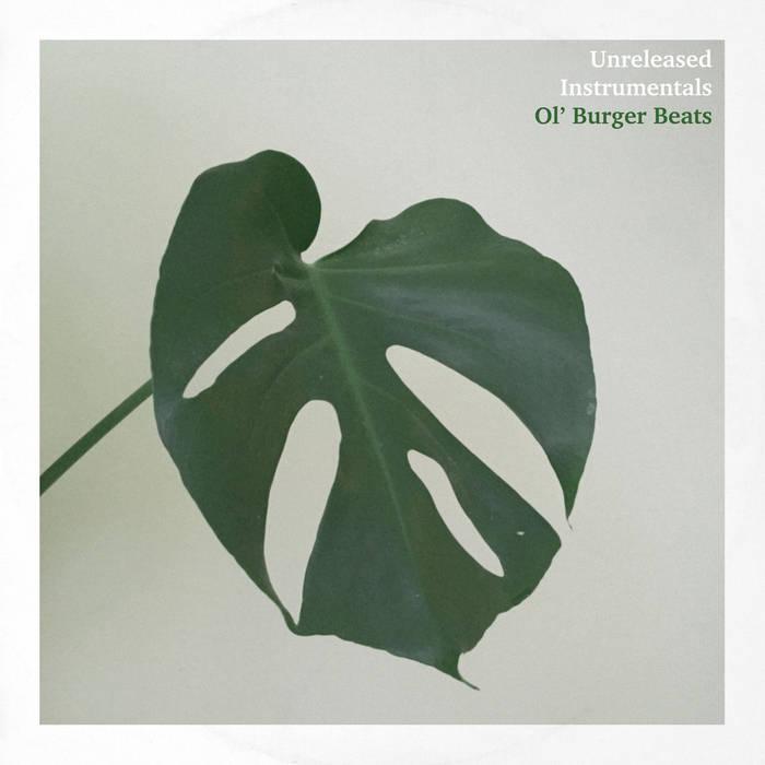 Unreleased Instrumentals cover art