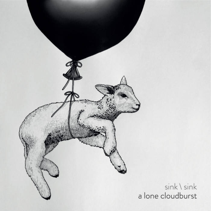 a lone cloudburst cover art