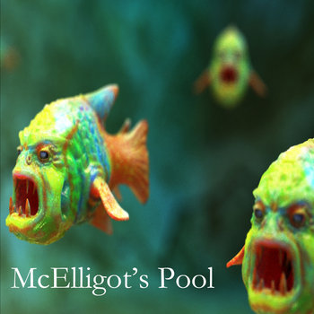McElligot's Pool - 1989 - Free cover art