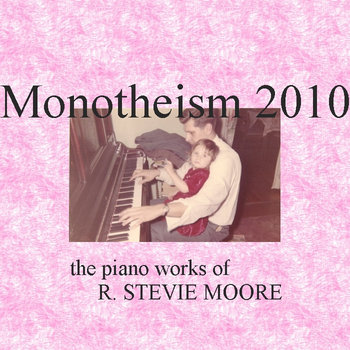 Monotheism 2010 cover art