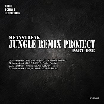 Meanstreak - Jungle Remix Project Part 1 cover art