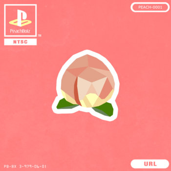 PEACHBOIZ VOL 1 cover art