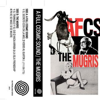 THE MUGRIS / AFCS Split cover art