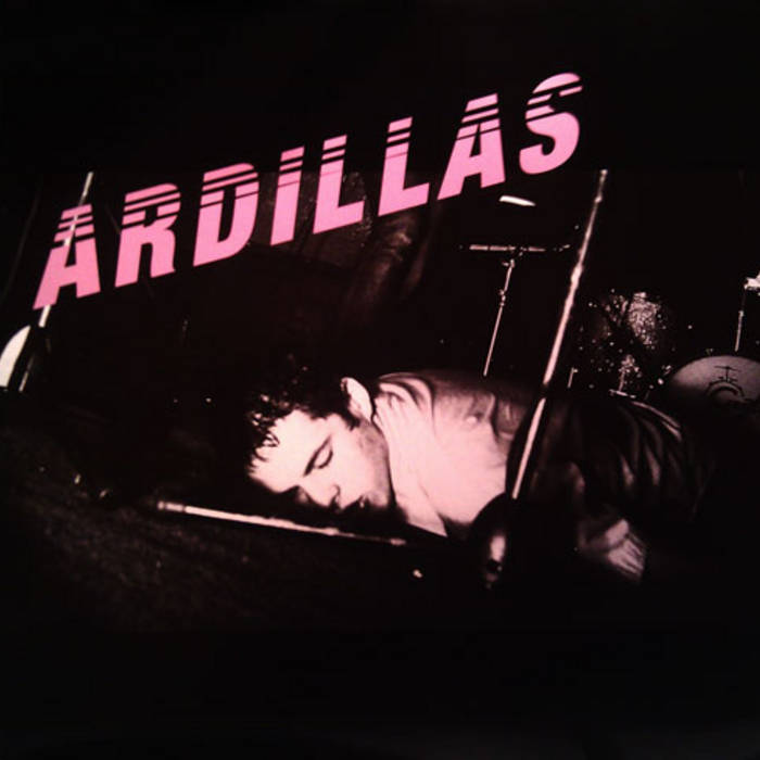 ARDILLAS cover art