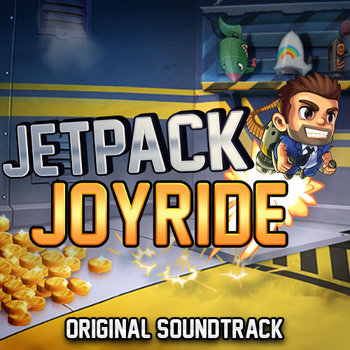 Jetpack Joyride Original Soundtrack cover art