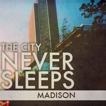 Madison cover art