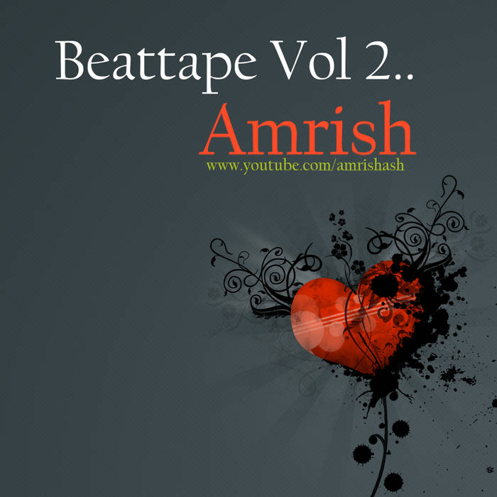 AmrishAsh Beattape Vol 2 cover art