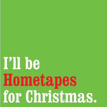 I'll Be Hometapes For Christmas. cover art