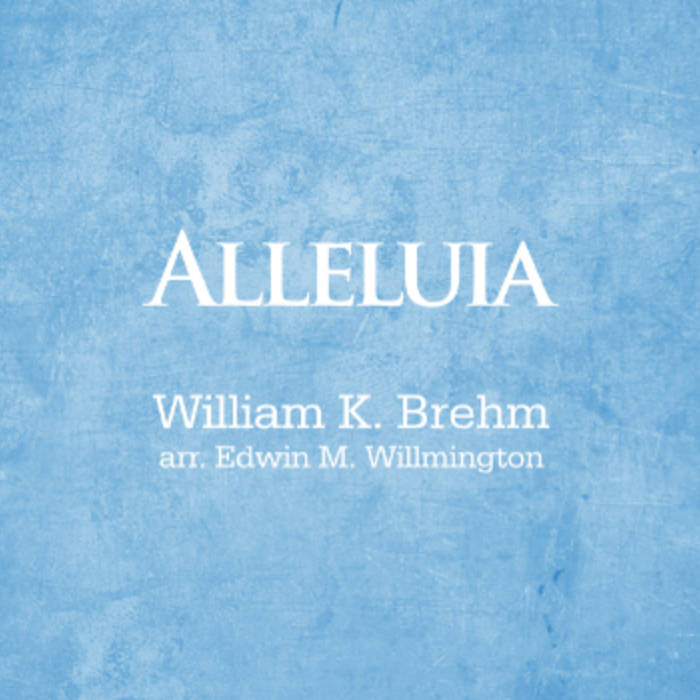 Alleluia cover art