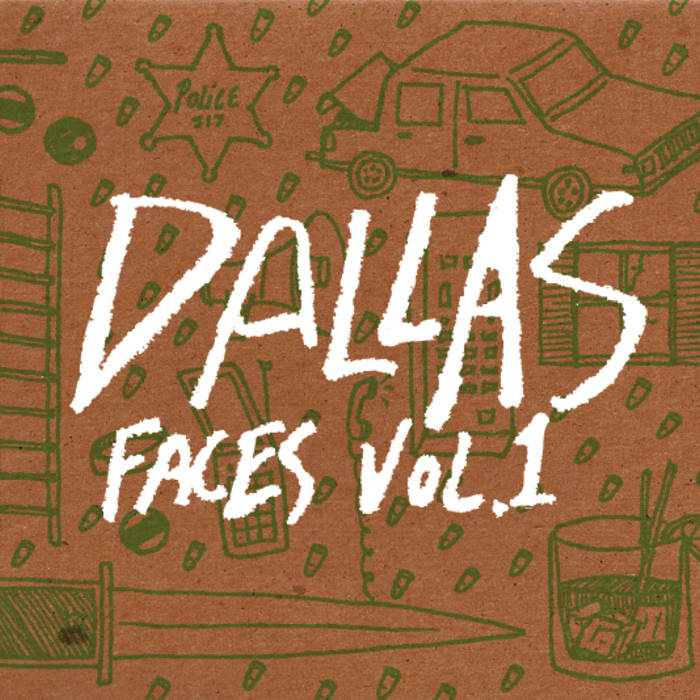 Faces Vol. 1 cover art
