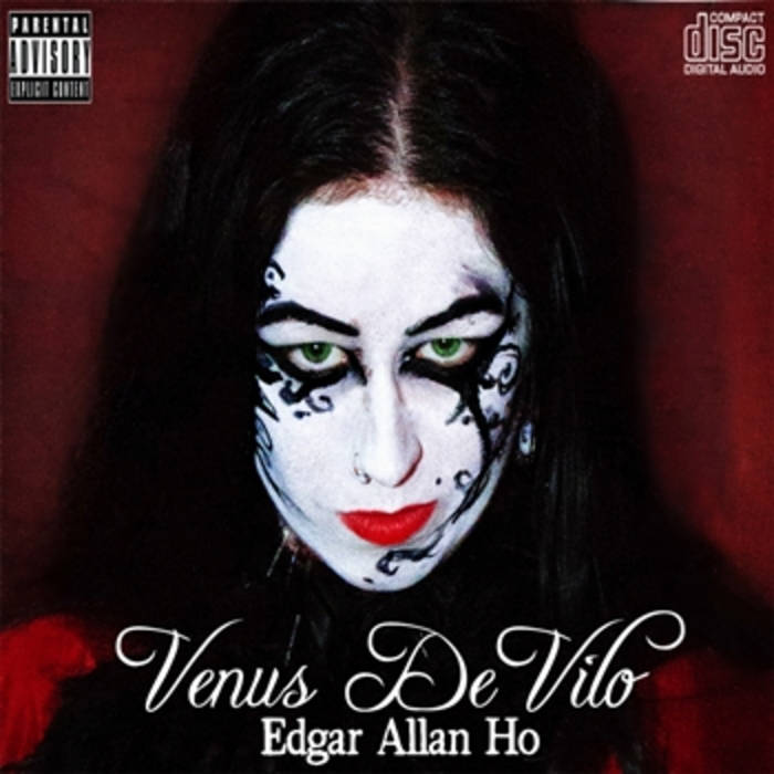 "Venus Devilo: American Radio Interview ""UHR cover art"