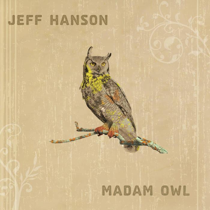 Madam Owl cover art