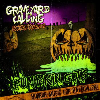 Pumpkin Guts cover art