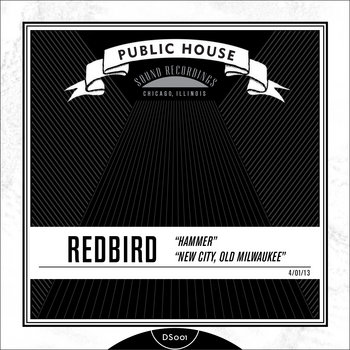 DS001: Redbird cover art