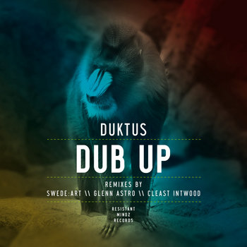 DUB UP_EP cover art