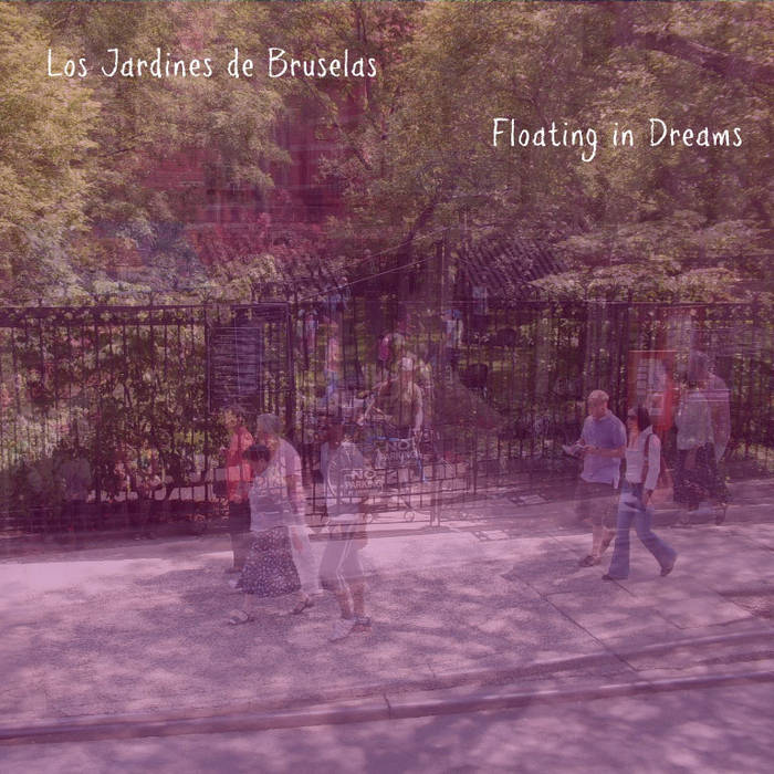 Floating in Dreams cover art