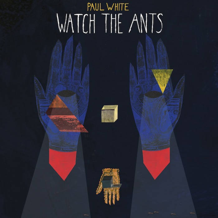 Watch The Ants EP cover art