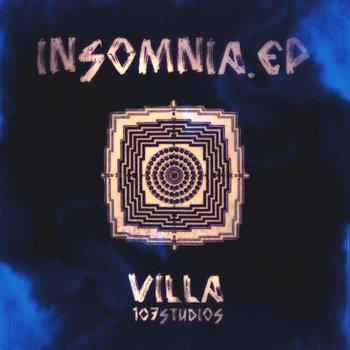 INSOMNIA EP cover art