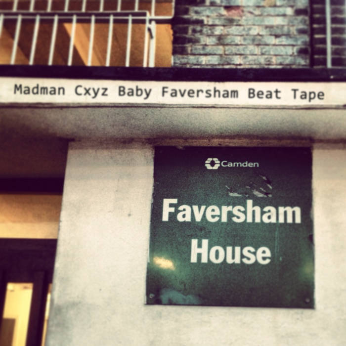 Baby Faversham Beat Tape cover art